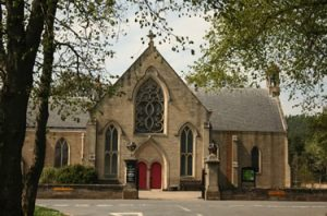 inverallan parish church