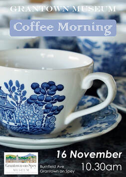Coffee Morning at Grantown Museum