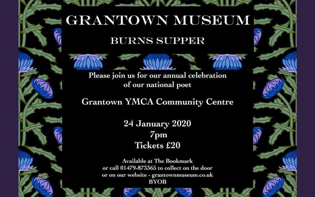 Burns Supper – YMCA