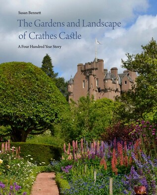 "Book Launch – ""Gardens of Crathes Castle"" Susan Bennett"