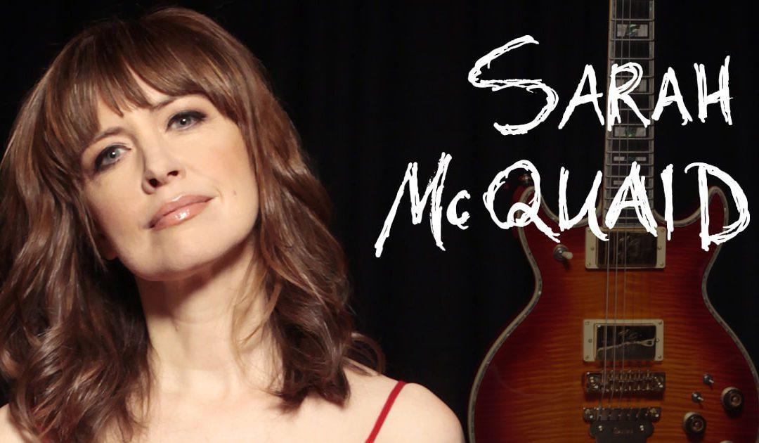 """Folk Concert """"Sarah McQuaid"""""""
