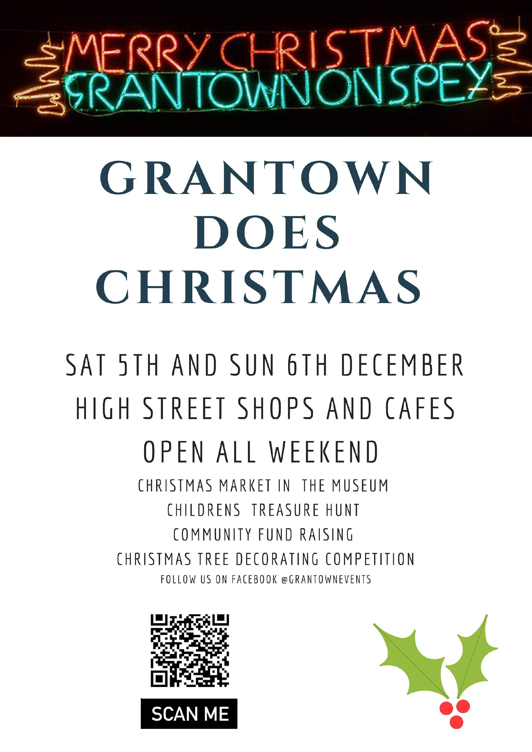 Grantown Does Christmas